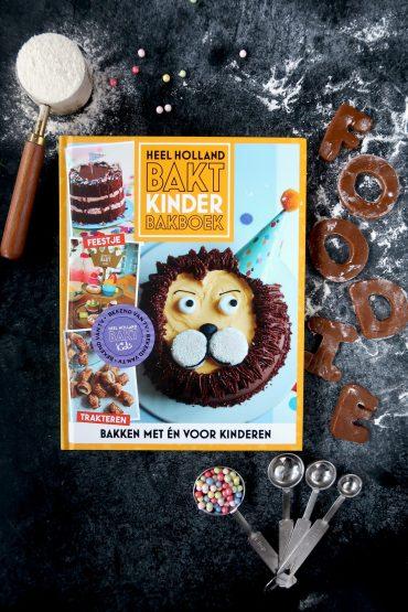 Heel Holland Bakt Kinderkookboek