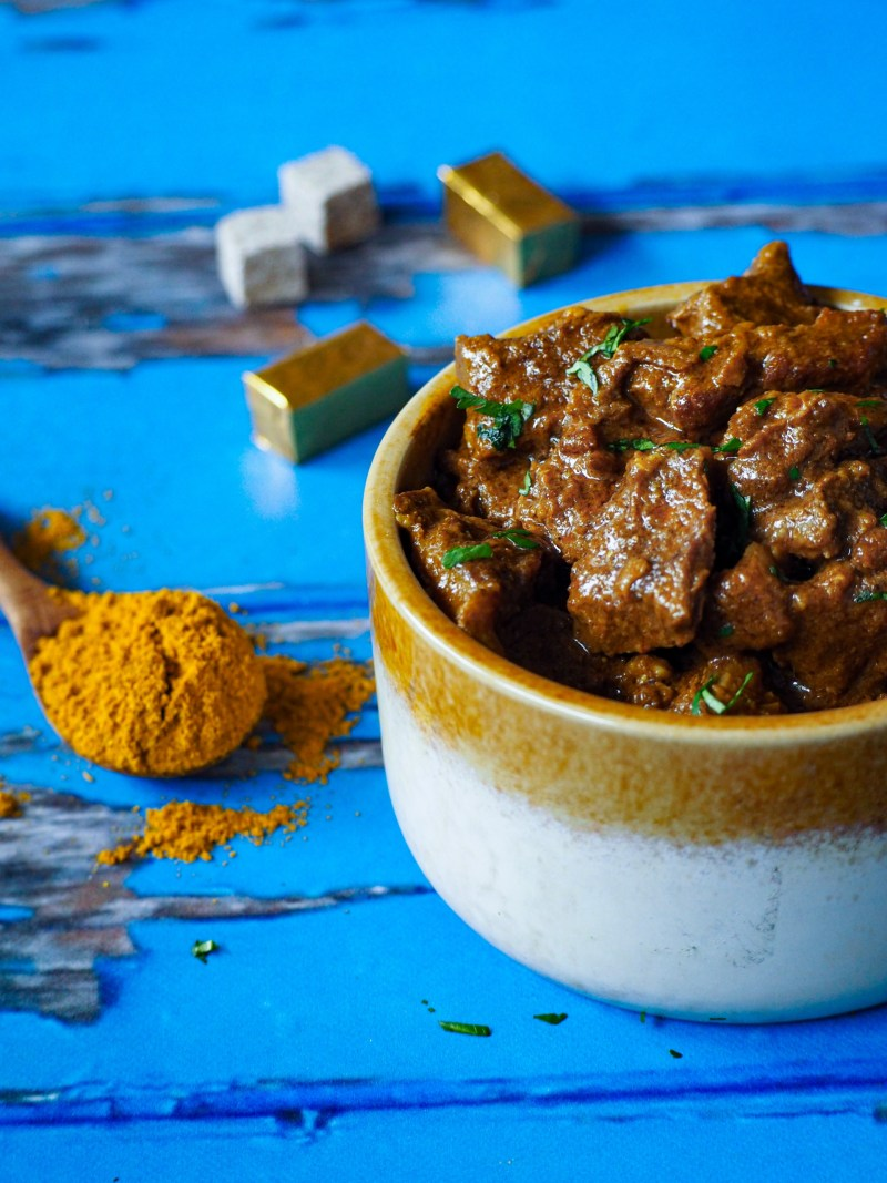 Surinaams rundvlees met Masala