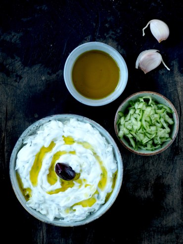 Griekse tzatziki authentiek recept
