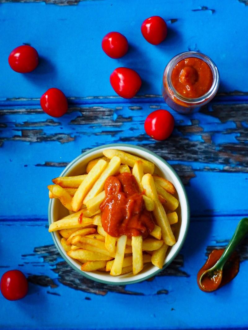 Zelf ketchup maken