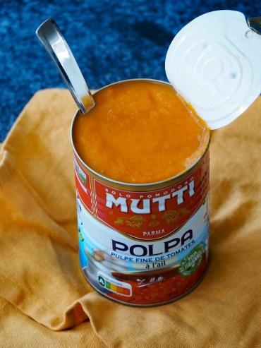 Instant pot tomatensoep