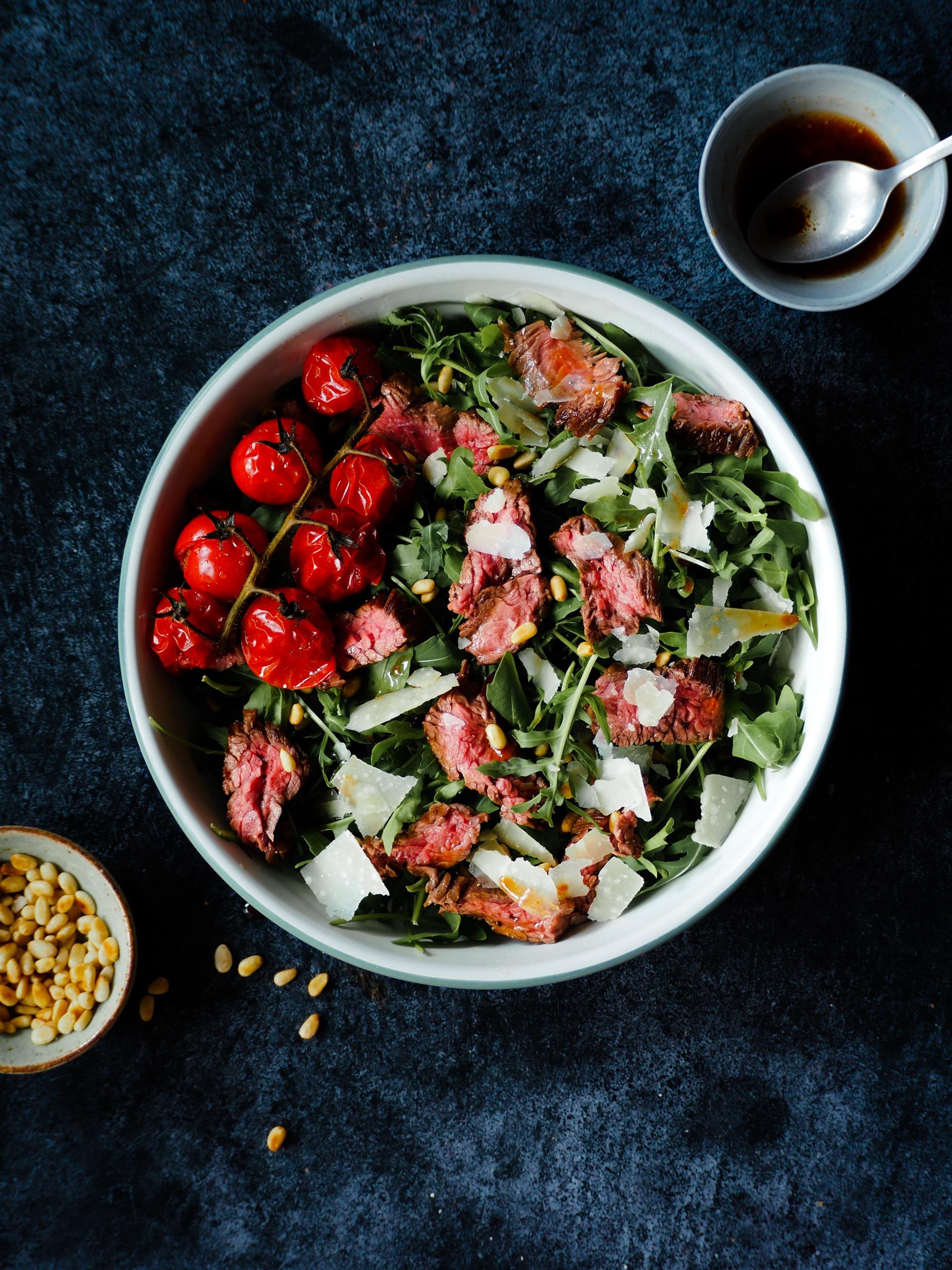 Tagliata salade