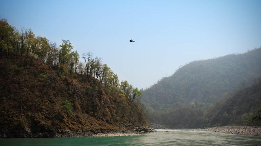 Flying Fox Rishikesh | Shivpuri Rishikesh Zipline Tour | Flying Fox