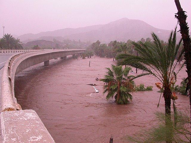 Mulege Flood 2006