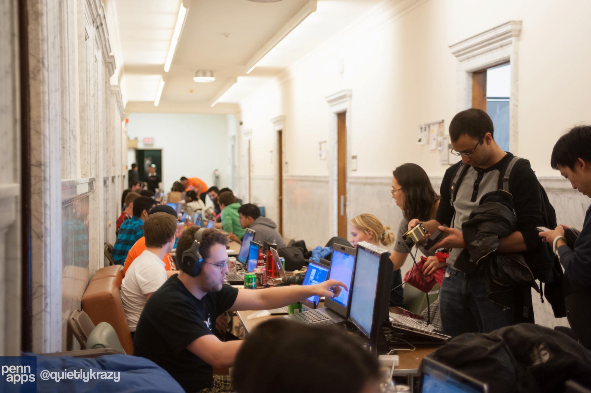 Pennapps Hackathon Delivers Big Results