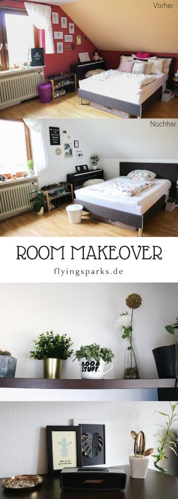 Spring Room Makeover, aus alt mach neu
