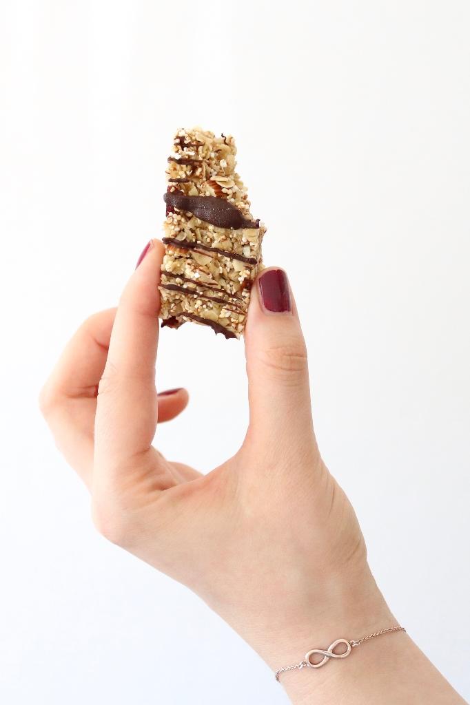 Gesunde Snacks zum Lernen   selbstgemacht