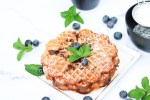 Blaubeerwaffeln | quick, easy & informative