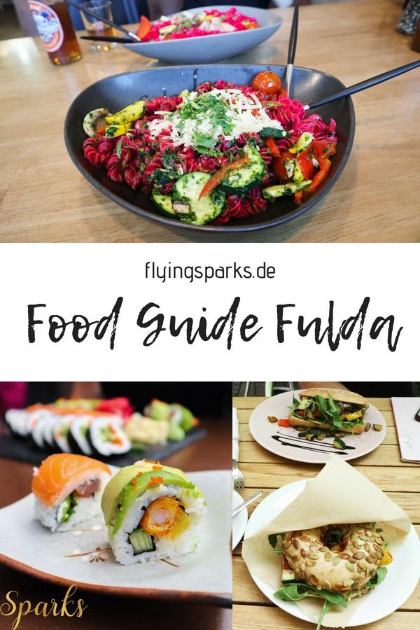 Food Guide Fulda, Foodguide, Pinterest, Sushi, Nudeln, Pizza, Burger, Flammkuchen, Stadt, Frühstück, Lokaltipps, Barockstadt, Bagel, Ideal, Pasta, Essen, lecker, vegan, vegetarisch