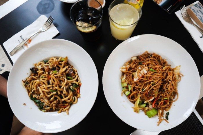 Essen in Valencia, Food Guide, Lemongrass