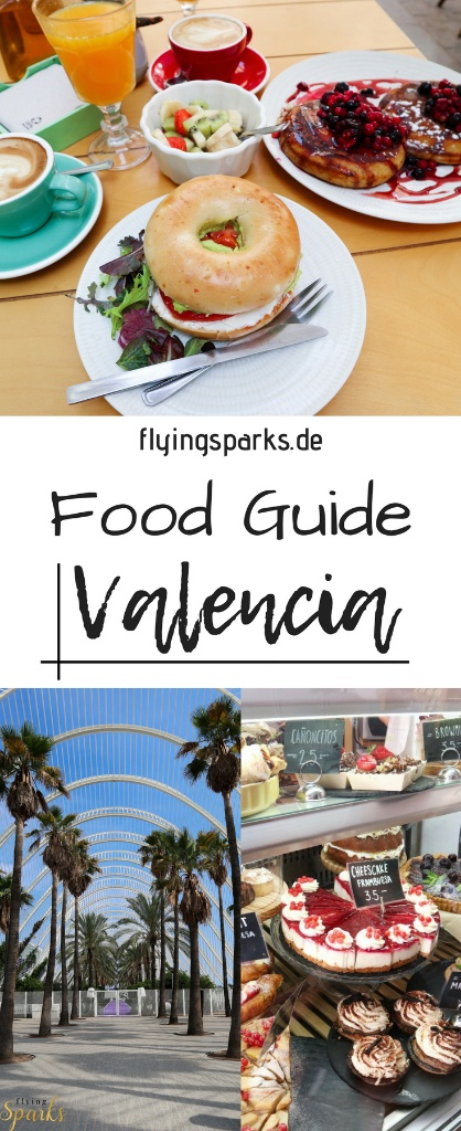 Food Guide Valencia, Foodguide, Spanien, Spain, Essen, Ratgeber, Tipps, Lecker, Delicious, Bagels, Burger, Pancakes, Breakfast, Lunch, Frühstück, Tapas, Blog, Pinterest