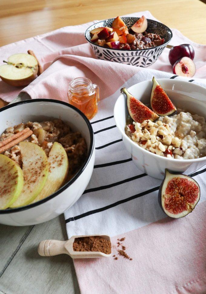 Die 3 besten Oatmeals für den Herbst