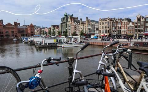 Impressionen aus den Niederlanden, Utrecht, Amsterdam, Rotterdam