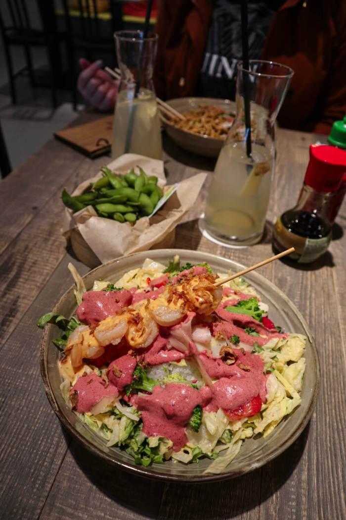 Essen in Frankfurt, Food Guide, coa Wok & Bowls