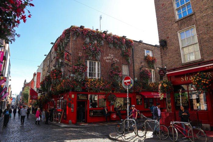 Ankunft & erster Eindruck, Auslandssemester in Dublin