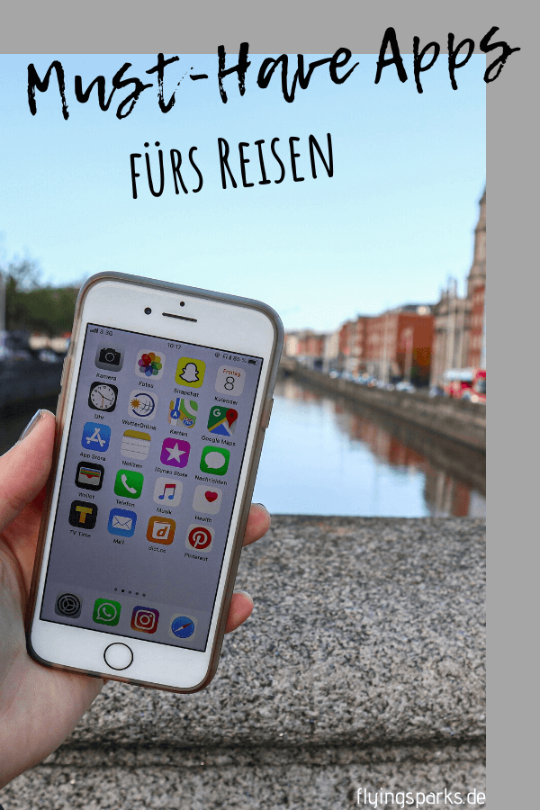 Must-Have Apps fürs Reisen, travel, Tipps, tips, tricks, Google Maps, translate, traveling, travelling, iPhone, Smartphone