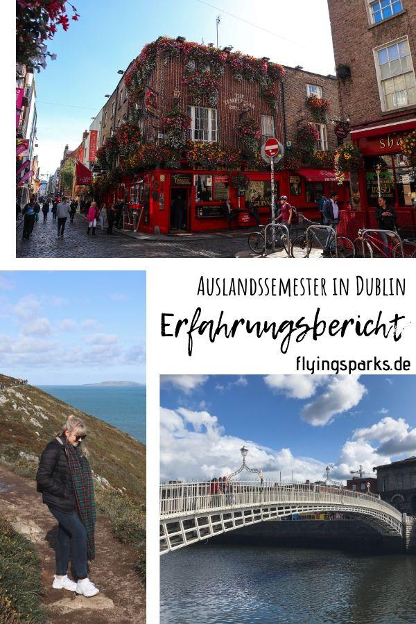 Auslandssemester in Dublin, Erfahrungsbericht, Fazit, semester abroad, Dublin Business School, Erfahrung, Irland