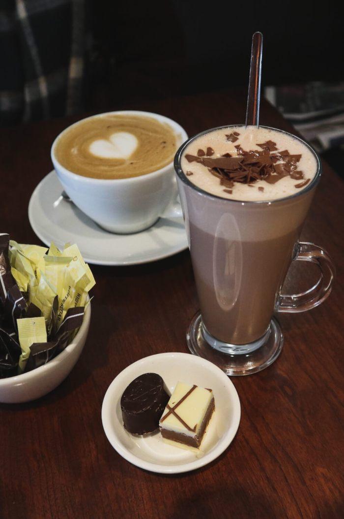 Meine liebsten Cafés in Dublin, Butlers Chocolate Café