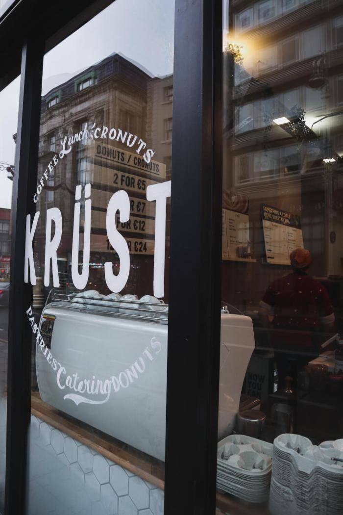Meine liebsten Cafés in Dublin, Krüst