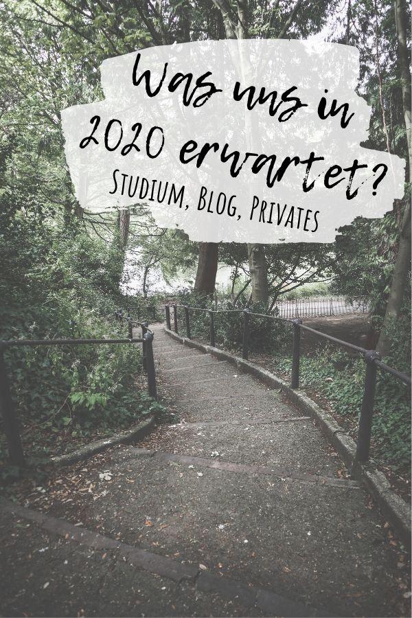 Was erwartet uns in 2020, Studium, Privates, Blog, Vorsätze, neues Jahr, was wird passieren, Inspiration, flying sparks