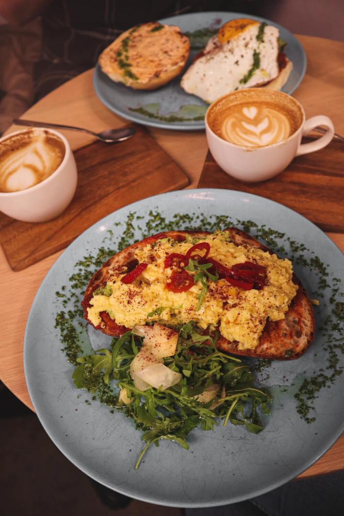 Frühstück, Brunch in Dublin, Food Guide, Network