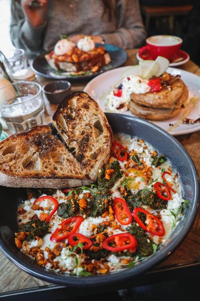 Frühstück, Brunch in Dublin, Food Guide, Tang