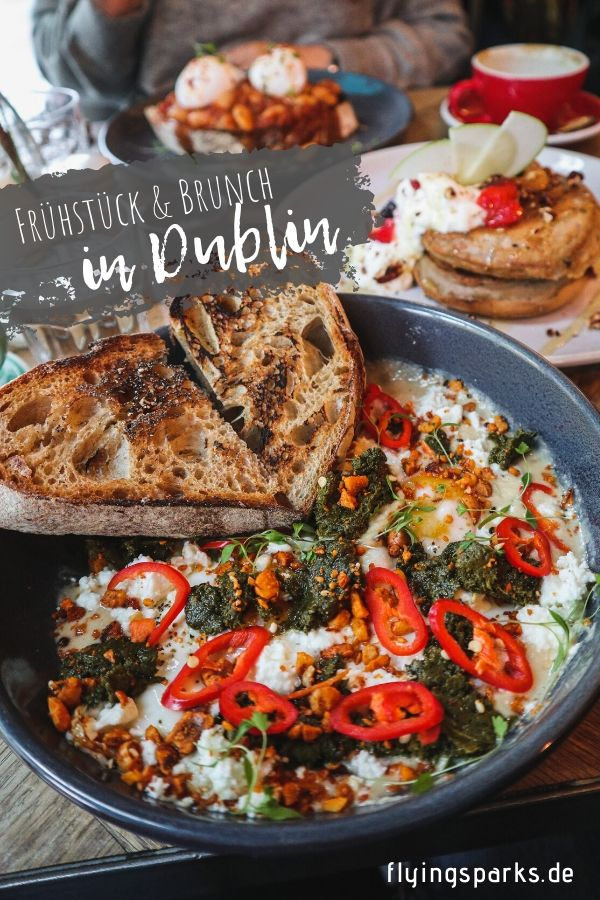Frühstück, Brunch in Dublin, Irland, breakfast, food guide, best food, cute café, delicious, guide, tips, Tipps