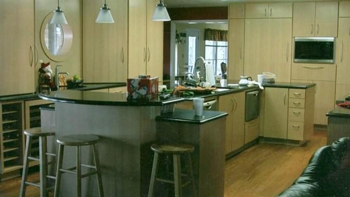 Daigle Kitchen Island