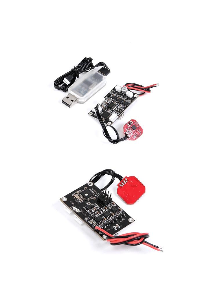 Turnigy 2-Axis Mobius RunCam Gimbal with Tarot Controller
