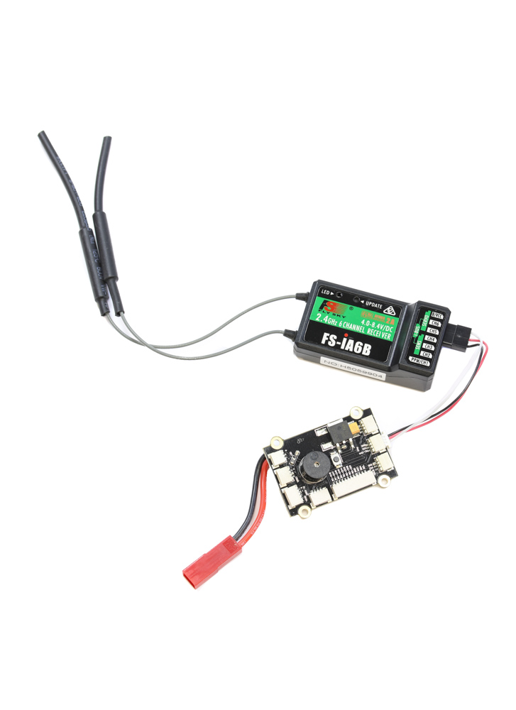 3 Pin FC to PPM SBUS Serial Receiver Connection Wire