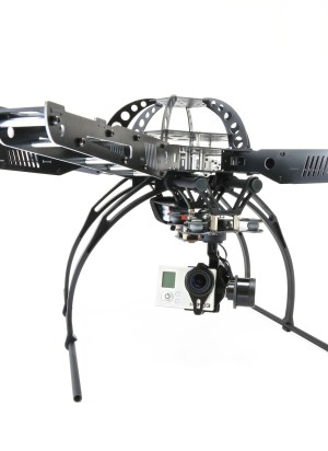 DYS Smart 3 Axis GoPro Brushless Gimbal | Flying Tech