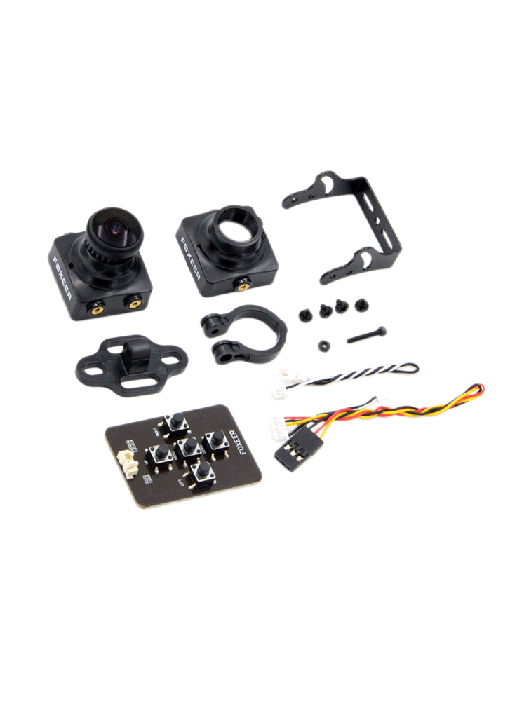 Foxeer Night Wolf 700TVL CCD 0.0001Lux FPV Night Camera