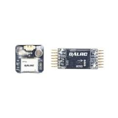 Fpv Wiring Diagram 5 Pin Bosch Relay Dalrc Qosd Mini Drone / Plane On Screen Display With Gps | Flying Tech