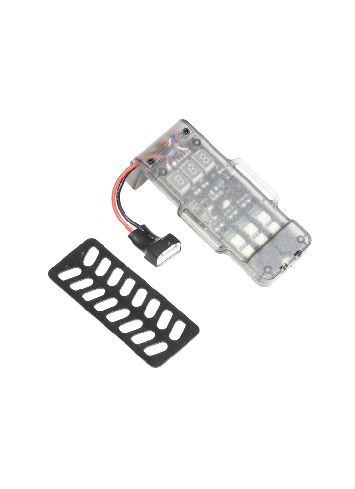 LiPo Battery Protection Board with LED & Low Voltage Alarm