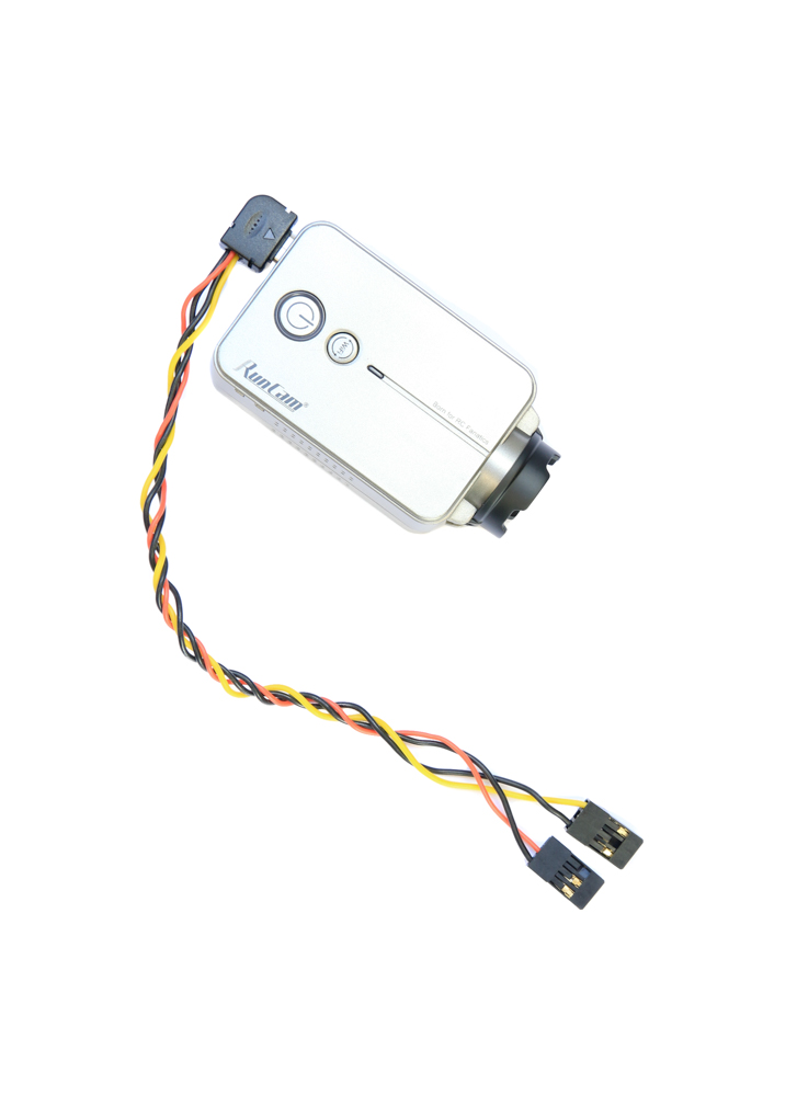 RunCam 2 / 3 Micro USB Video Out and Power Cable for FPV