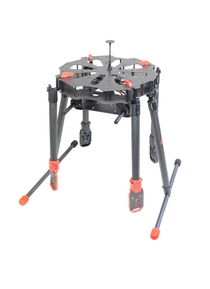 Tarot X4 690mm Carbon Fibre Foldable Quadcopter Frame