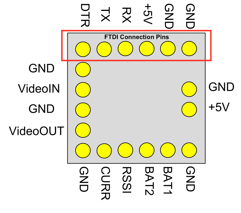 Micro Minimosd For Naze32 Amp Cc3d With Multiwii Osd