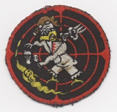 Korean War US AF 56th Air Weather Reconnaissance Squadron Patch