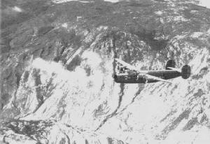 B-24 Tanker over the 'Hump'