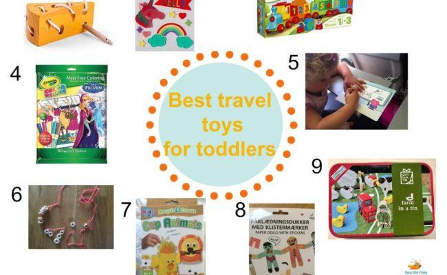 Best Travel Toys A Guide To The Best Baby And Toddler