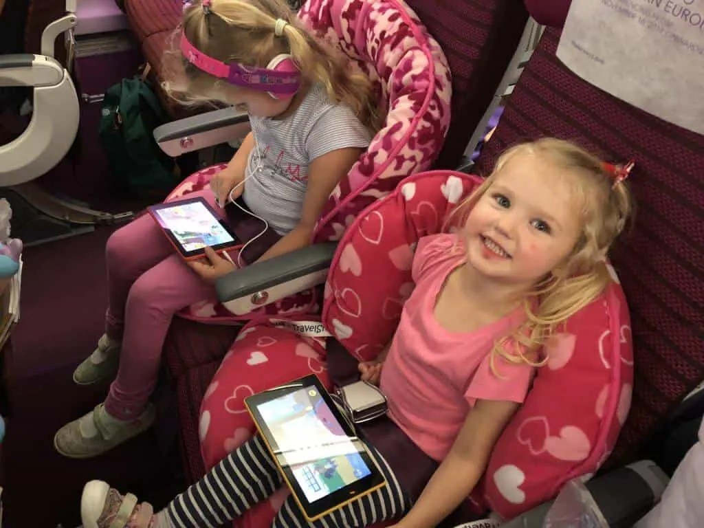 Travel snug review, Tips For Flying With A Toddler