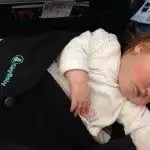 Sky baby travel mattress