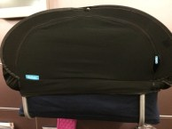 Fly Babee Bassinet cover, malaysian airlines