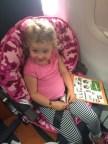 Travel snug great for airline family travel.