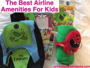 SO many airlines to choose from..but which are the most family friendly? This guide details all the kid friendly facilities for most major airlines- helping you plan and pack for your next holiday. Includes details of the travel activities for your flight.