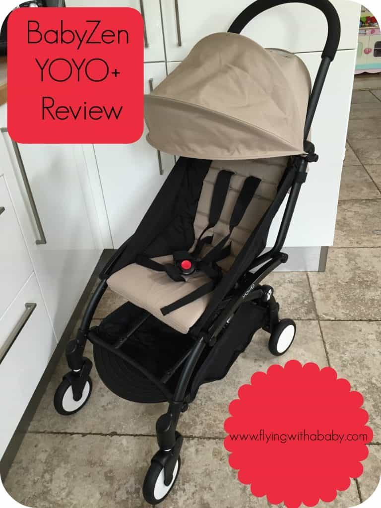 Review Babyzen Yoyo Pushchair