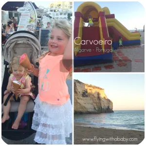 Carvoeiro, Algarve, Portugal, family friendly, holiday, vacation