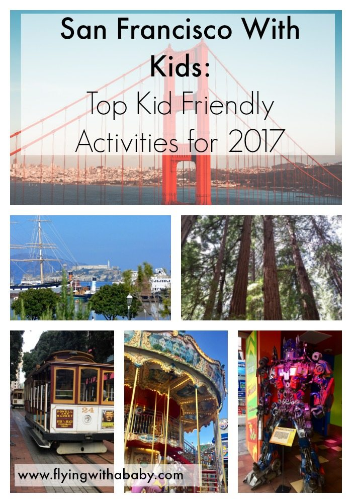 San Francisco With Kids. San Francisco With Kids: Kid Friendly Attractions in San Francisco for 2017. Up to date indoor and outdoor activities for children of all ages.