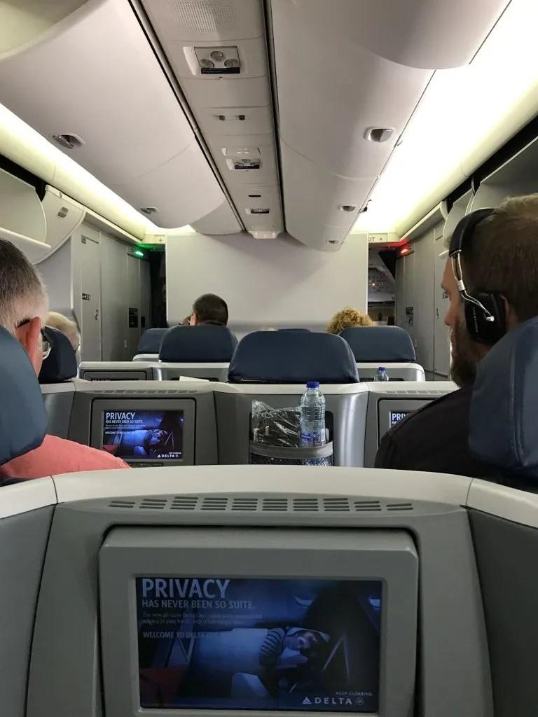 Delta One v Virgin Atlantic Upper Class Review