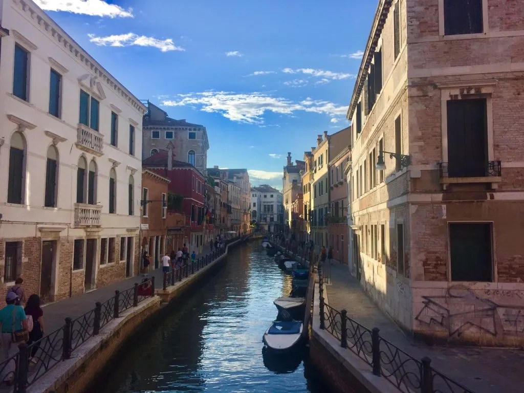Italy With Kids, venice with kids